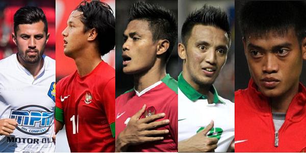 Inilah 5 Pemain Senior yang Dipanggil Timnas Indonesia