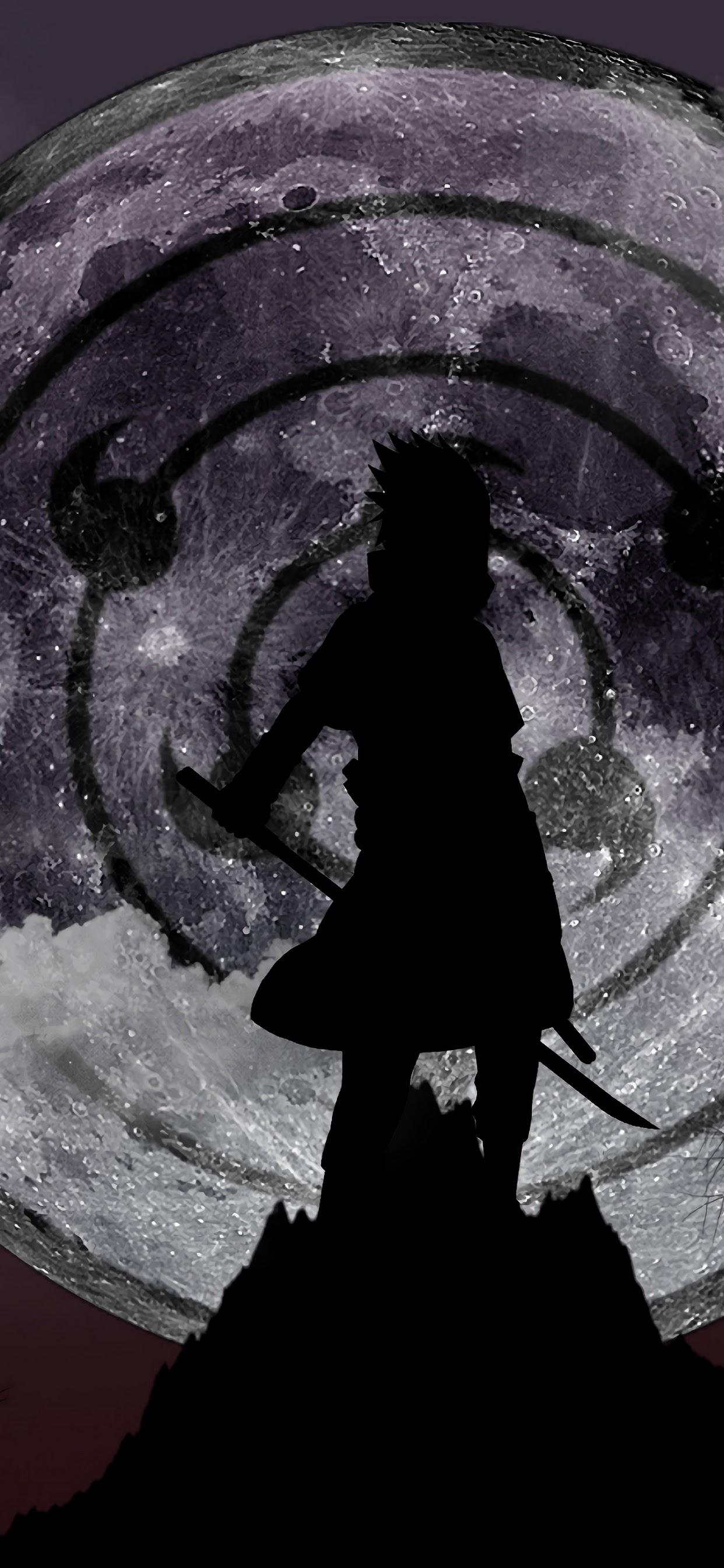 sasuke uchiha rinnegan sharingan naruto anime 4k uhdpaper.com 11