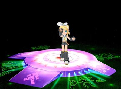 萌初音3D桌面精靈中文版,初音桌面音樂跳舞唱歌工具!
