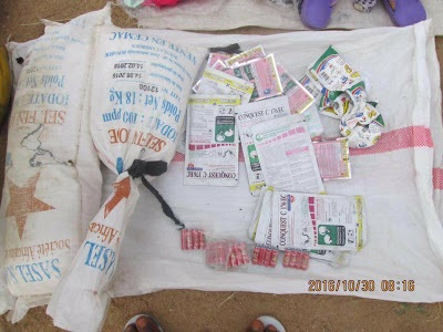 Boko Haram Drugs Supplier ARRESTED; See Photos
