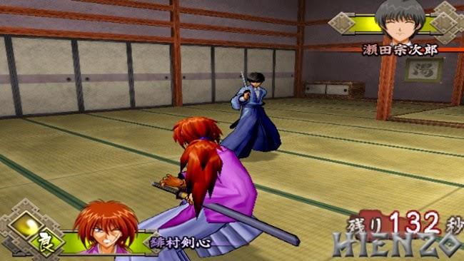Rurouni Kenshin: Enjou! Kyoto Rinne (1)