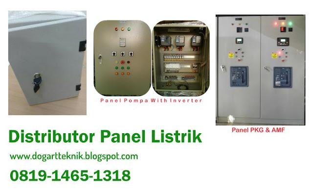 Distributor Panel Listrik
