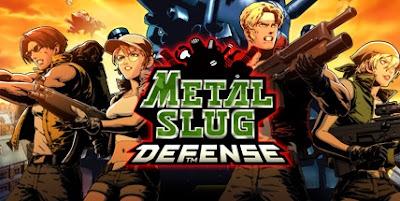 download Game Metal Slug Defense Apk For Android Mod