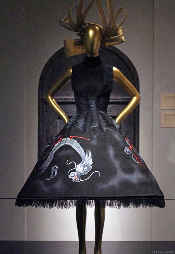 Givenchy at China Through The Looking Glass