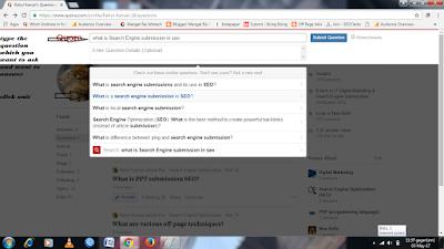 quora answering
