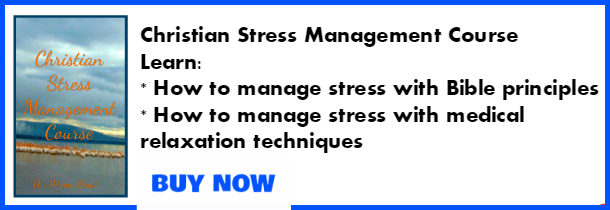 Christian stress management course