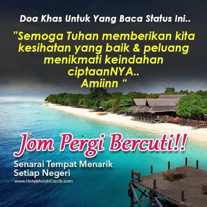 [Entri Bergambar] Tempat Menarik Untuk Dikunjungi Di Malaysia