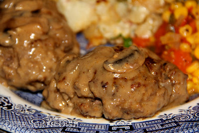 Old Fashioned Southern Meals Salisbury Steak