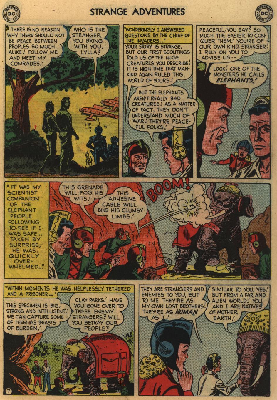 Strange Adventures (1950) issue 11 - Page 21
