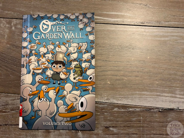 Graphic Novel Review of Over the Garden Wall Vol. 2 by Jim Campbell & Pat McHale