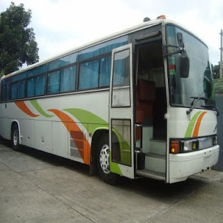 Pilipinas Hino Bus For Rent in Cebu (Cebu Rent A Bus)