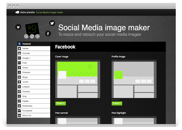 [FREE] Social Media Image Maker [Resize and Retouch Your Social Media Images]