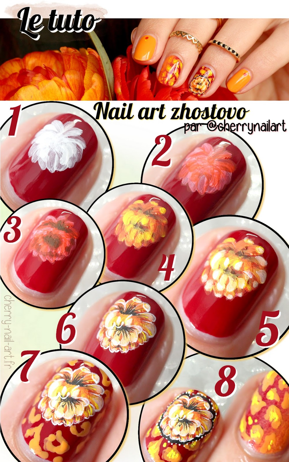 tuto-nail-art-zhostovo-tulipe-double-leopard-flower