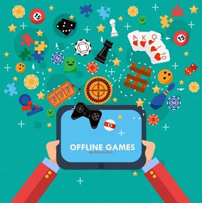game offline android terbaik berdasarkan genrenya