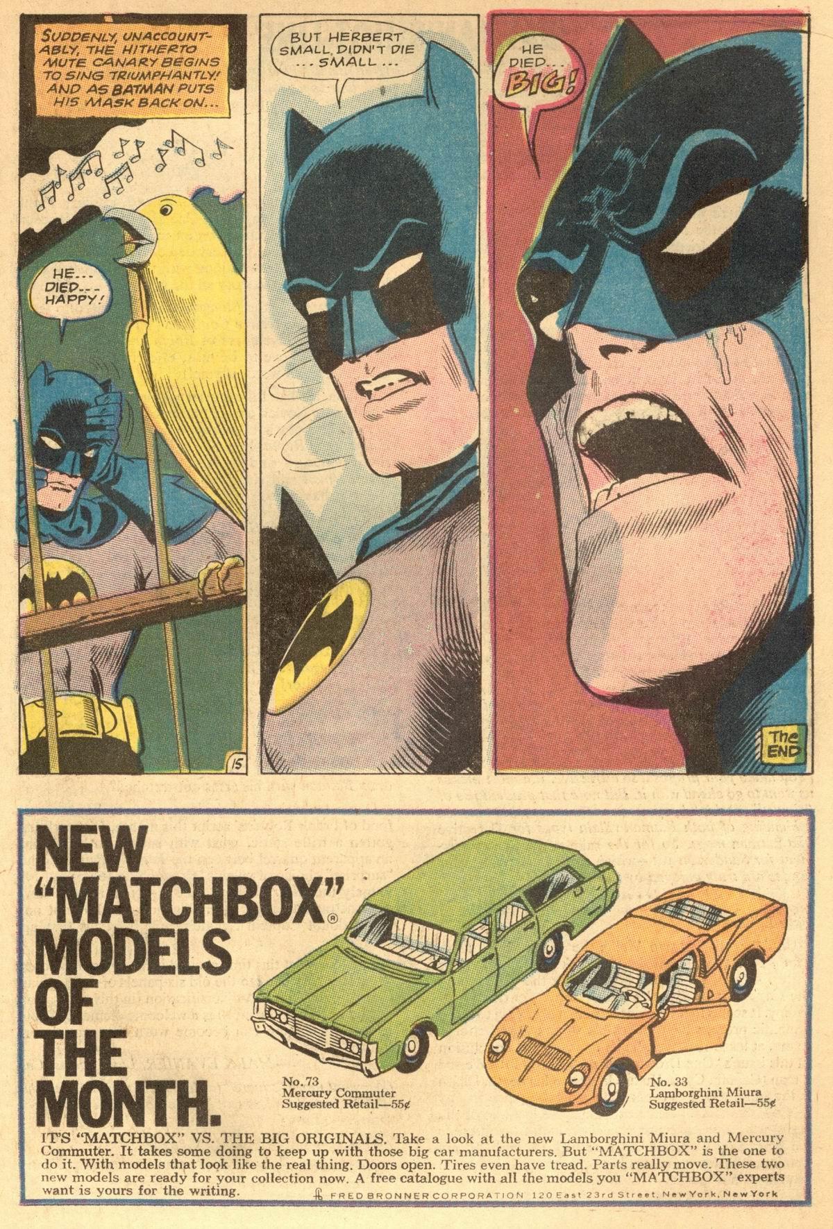 Detective Comics (1937) 385 Page 18