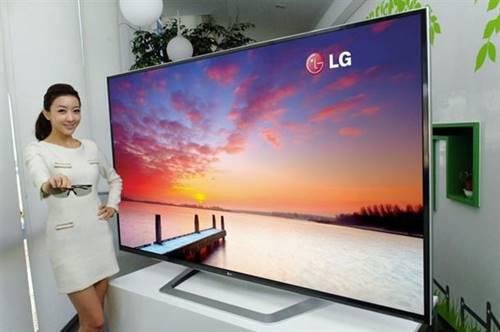 Smart TVs da LG são mais baratas e fáceis de encontrar no Brasil