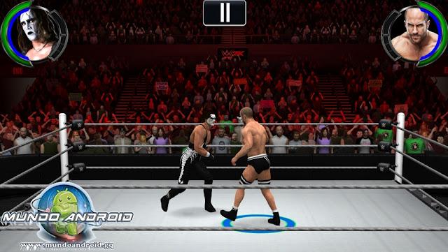 Jugabilidad de WWE 2K