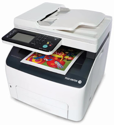 Fuji Xerox DocuPrint CM225FW Driver Download