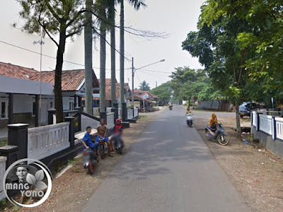 FOTO 3 : Kantor Desa Jabong, Kecamatan Pagaden