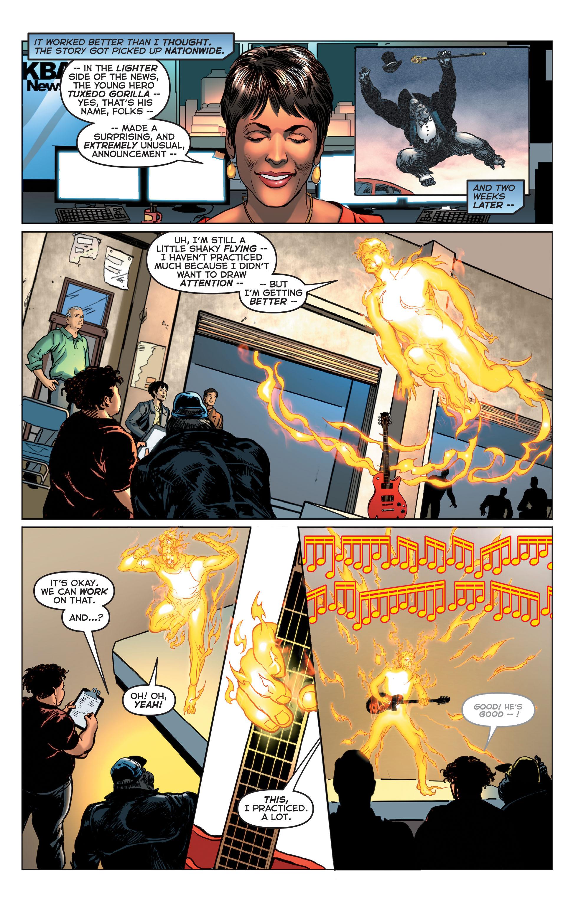 Read online Astro City comic -  Issue #24 - 23