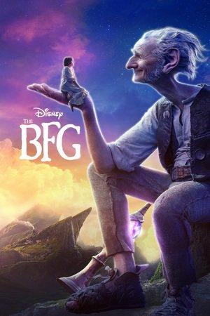 Poster The BFG 2016