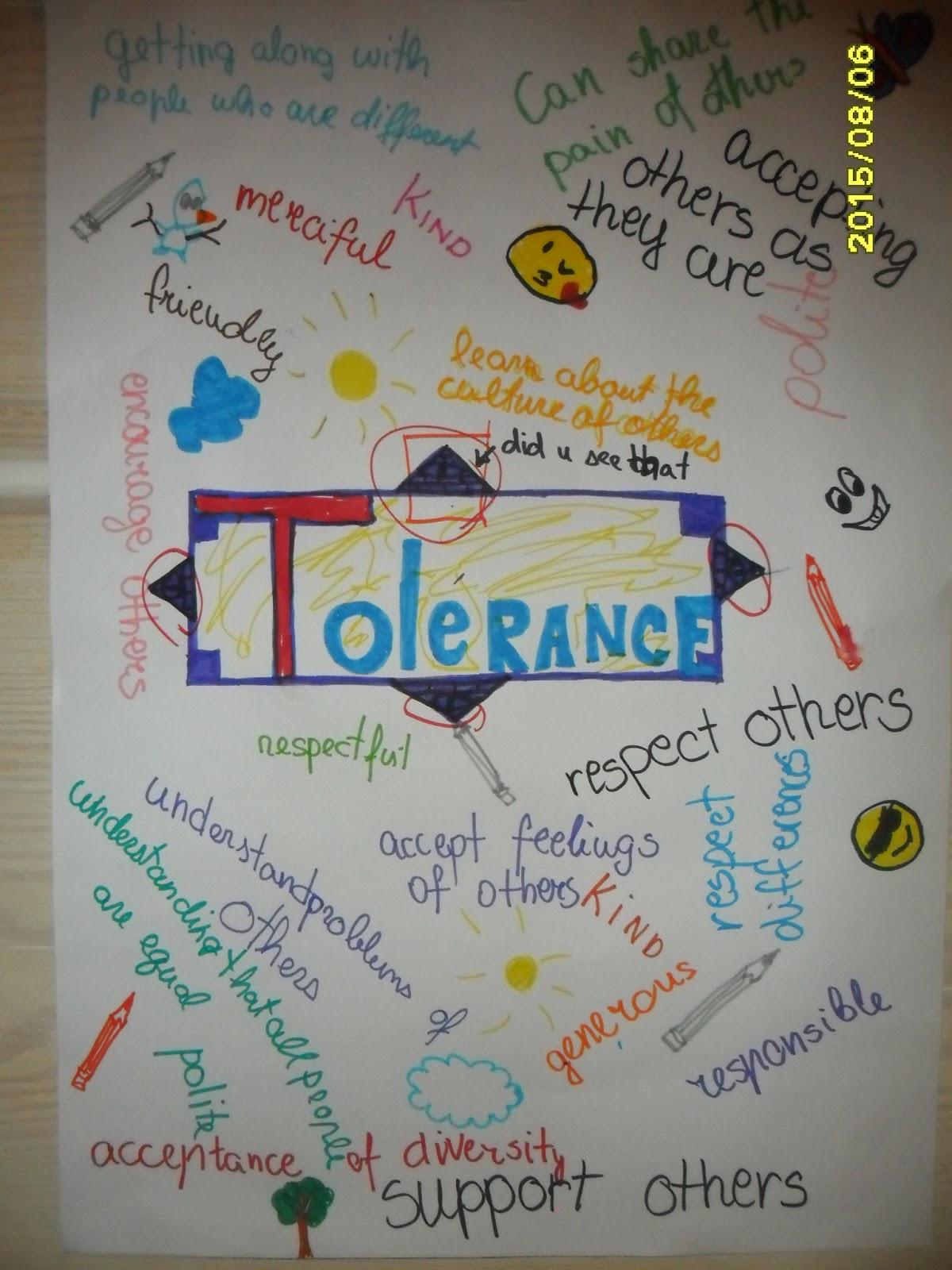 Baltic States Teaching Tolerance Through English Camp: Day ...