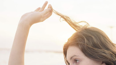 olive oil strengthens the hair
