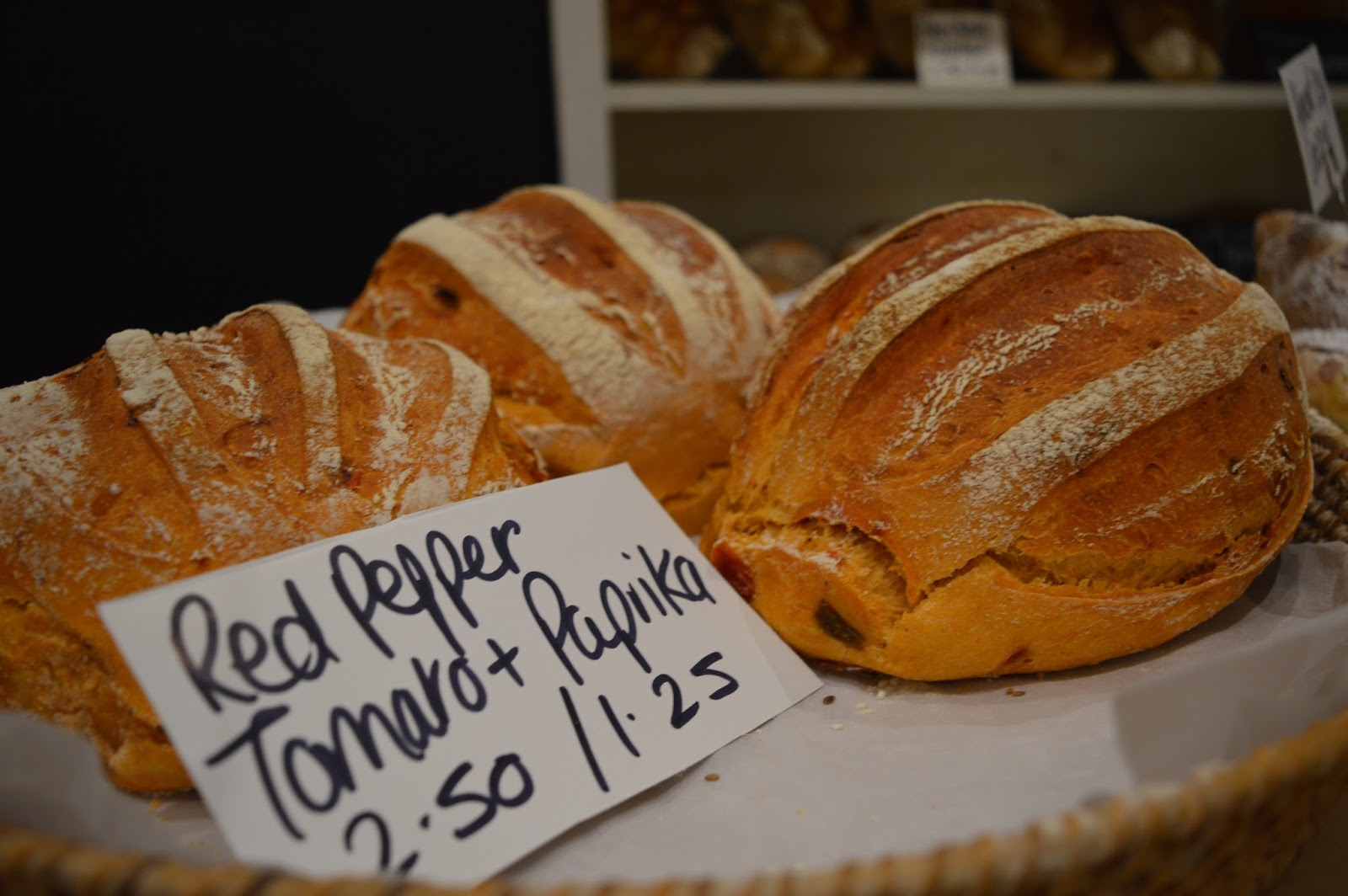 A weekend break in Richmond, North Yorkshire | What to do with the kids - Bread from the Angel Share's Bakery in The Station