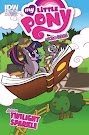 My Little Pony Micro Series #1 Comic Cover B Variant