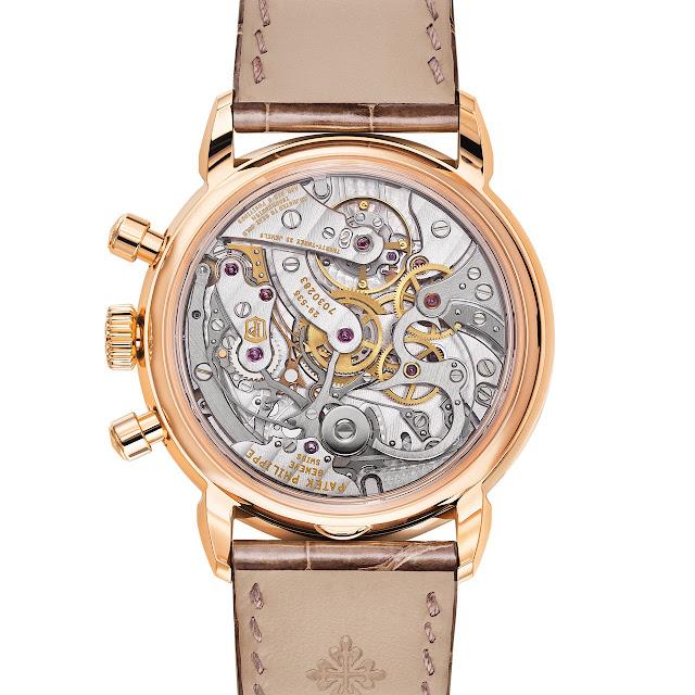 Patek Philippe Chronograph Ref. 7150/250R Hand-wound mechanical Watch