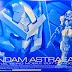 P-Bandai: RG 1/144 Gundam Astraea Parts [REISSUE] - Release Info, Box Art and Official Images
