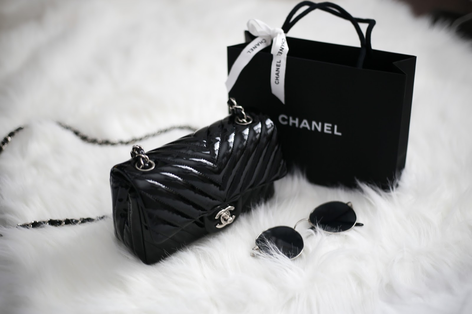 731bb05a4229 Chanel Chevron Rectangle Mini x Vestiaire Collective
