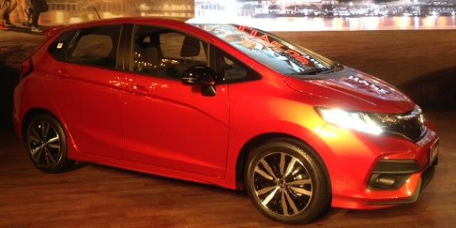 Raja Hatchback Honda Jazz Incar pangsa pasar 47 persen