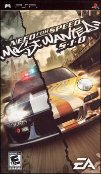 Need for Speed Most Wanted 5-1-0 [PSP] [ISO - Español]