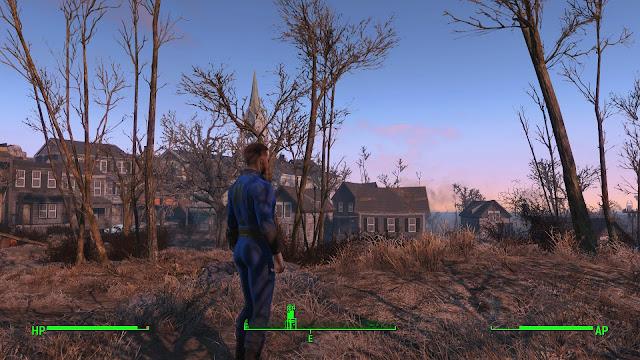 Fallout 4 Final Edition PC Free Download Screenshot 2