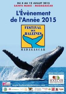 Les baleines Sainte-Marie Madagascar