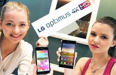 Review HP LG Optimus 4x HD Terbaru