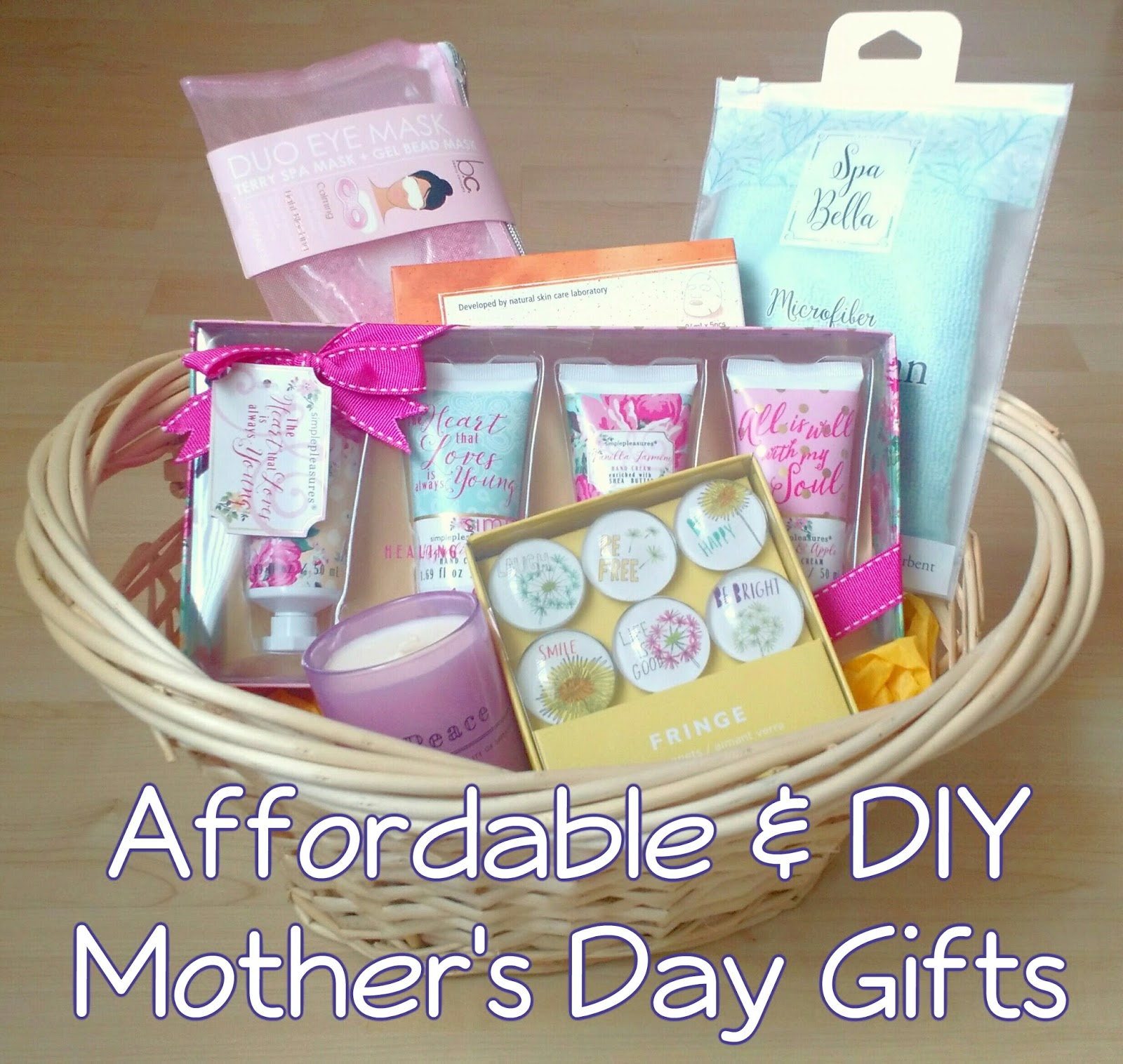 Mommy diaries of a florida mom affordable diy mother for Small gifts for mom