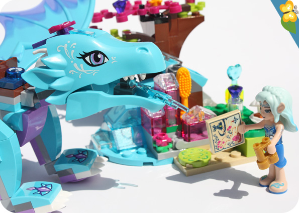 LEGO® ELVES - L'aventure de Merina - The water dragon adventure (41172)