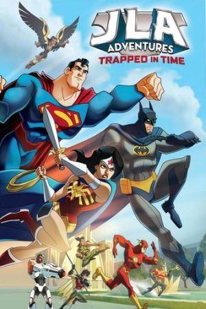 JLA Adventures: Trapped in Time (2014) 1080p WEBRip x264 – RARBG