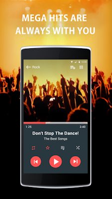 Preview Just Music Player Pro V5.72