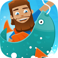 Hooked Inc: Fisher Tycoon Unlimited (Gold - Diamonds) MOD APK