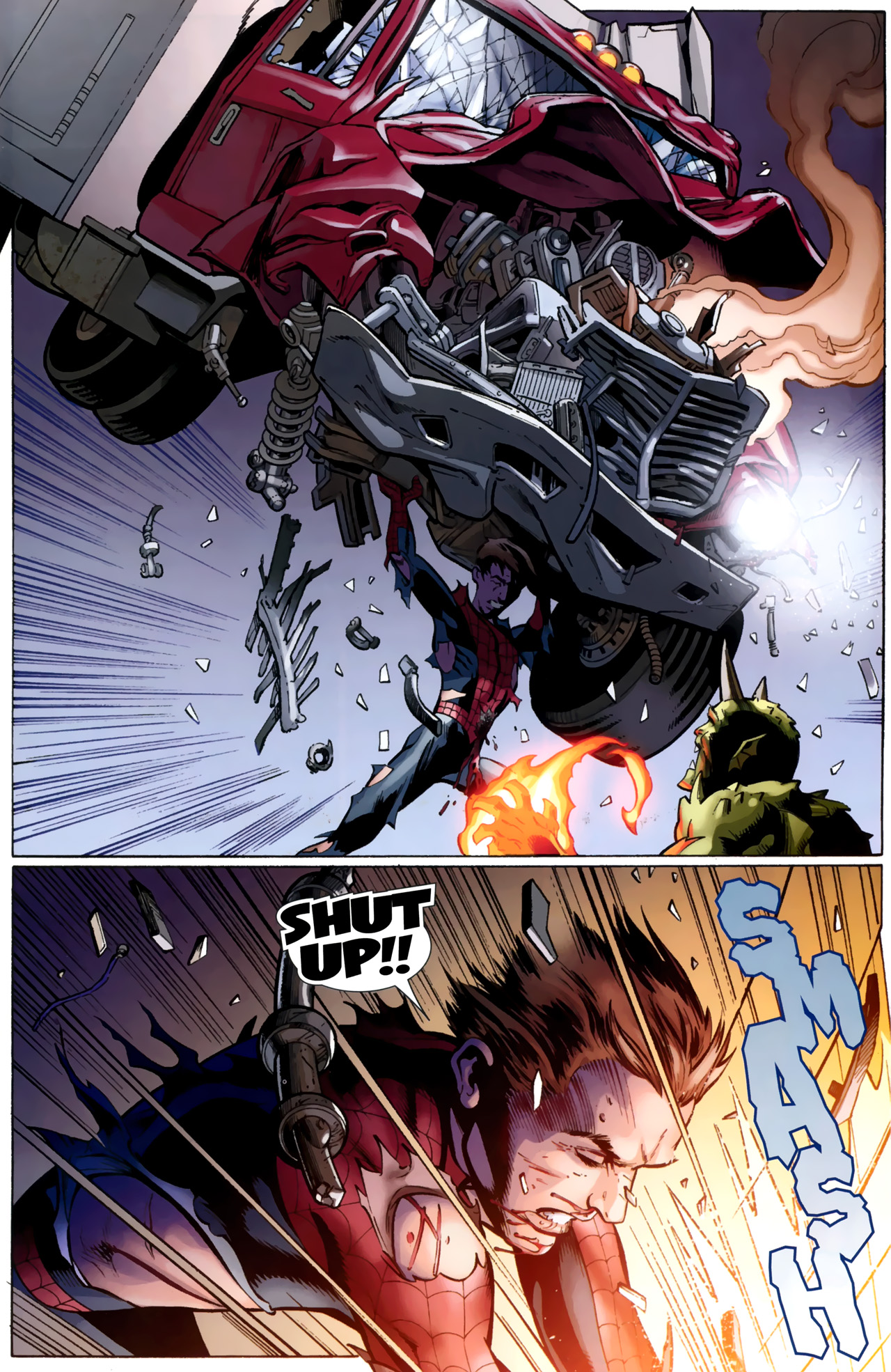 Read online Ultimate Spider-Man (2009) comic -  Issue #160 - 23