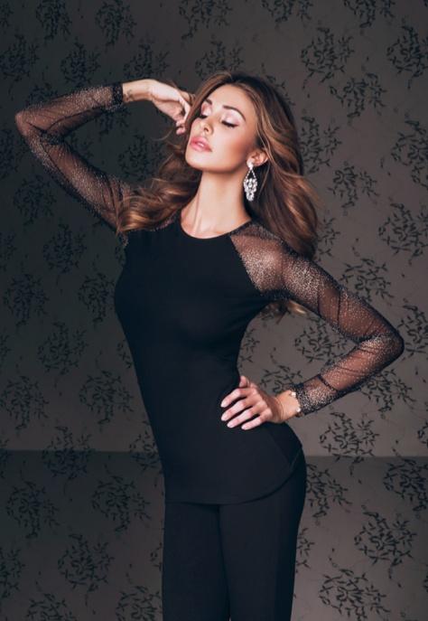 Belen Rodriguez: Foto e Video per la collezione Jadea Galà | Moda Fashion