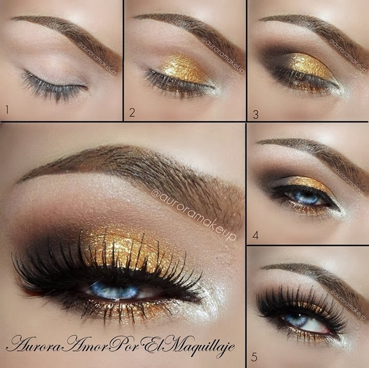61 Insanely Beautiful Makeup Ideas for Prom | StayGlam |Prom Makeup For Brown Eyes