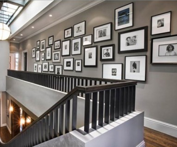 Decorating Houses With Gallery Wall : 18 Gallery Wall