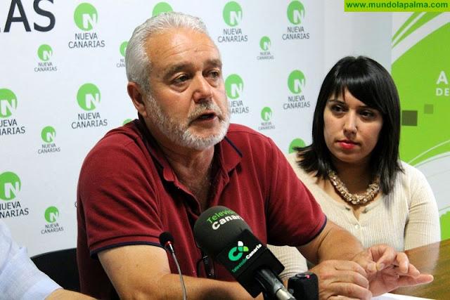 Nueva Canarias enmienda los PGE 2018 con 1 millón de euros para la recuperación y rehabilitación del casco histórico de Sto. Domingo