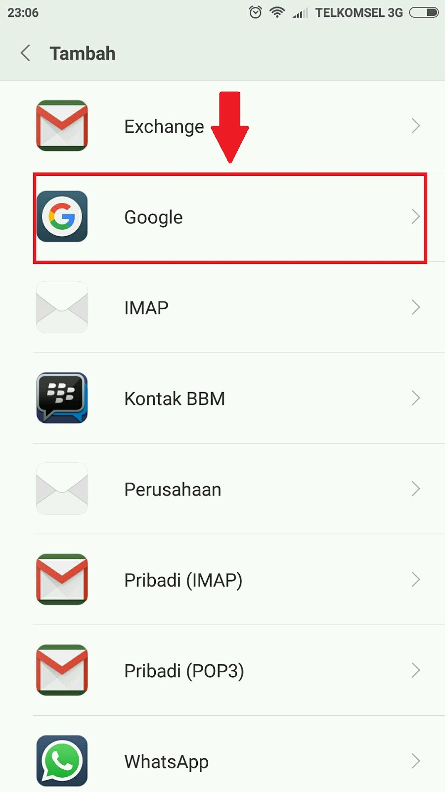 Cara Baru Daftar Email Gmail Lewat hp Android Lengkap