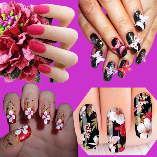 Nails design 2019 ,nail art designs,3d nail designs,creative nail design ,christmas nail stickers,holiday nails ,french nails,french manicure