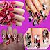 Nails design 2019 |nail art designs| 3d nail designs|creative nail design |christmas nail stickers| holiday nails |french nails|french manicure